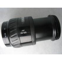Zooom Minolta Pro 28 105 Compatible Sony Precio Fijo