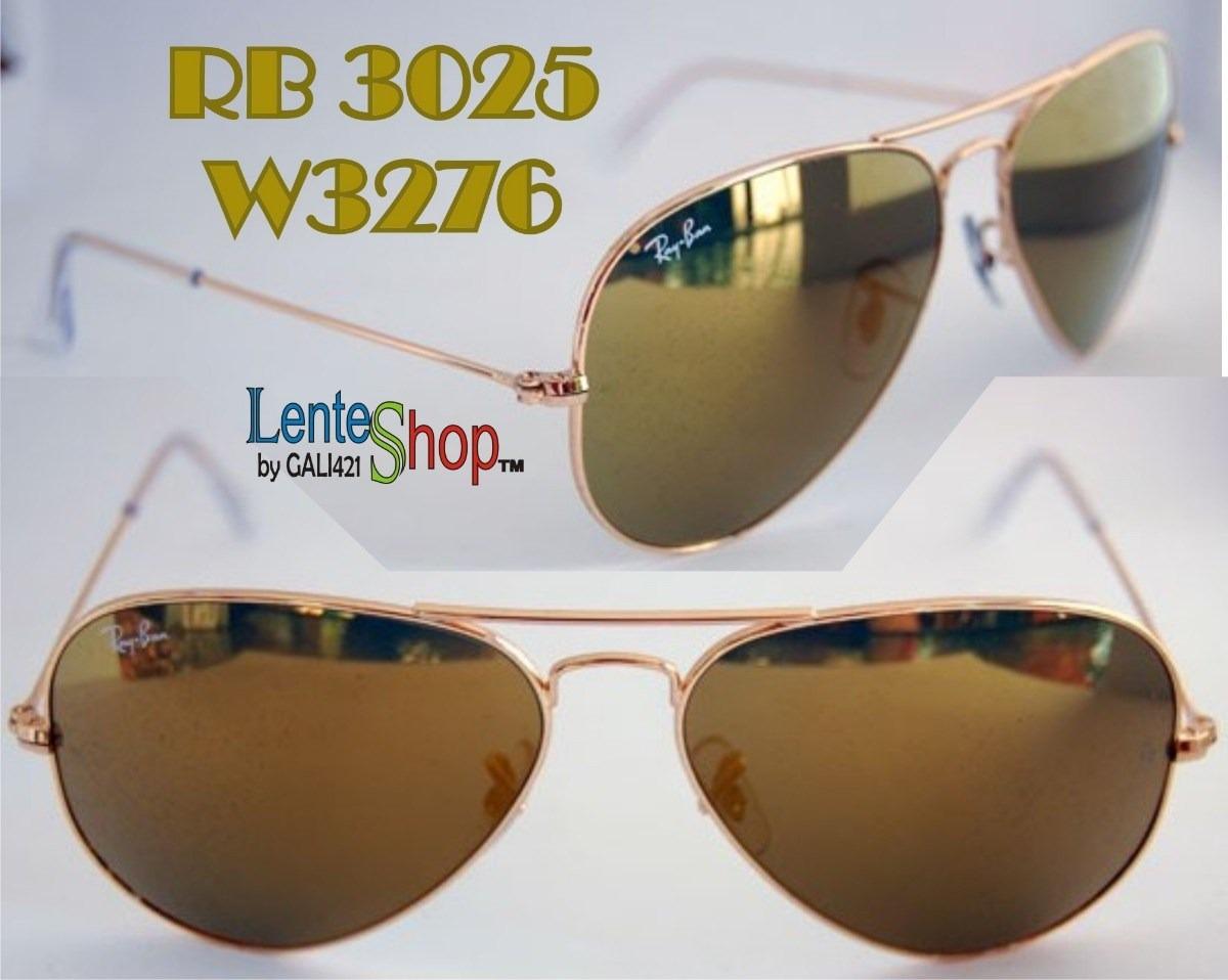 gafas ray ban aviator 3025 mercadolibre