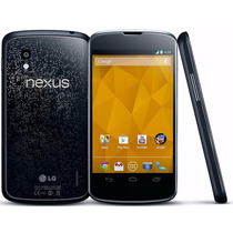 Lg Google Nexus 4 16gb Libre De Fabrica 8mp 4g