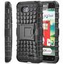 Fosmon [rugged] Caso D415 Lg Optimus L90 / Lg - Hybo-ragged