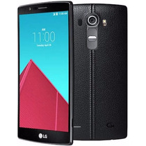 Lg G4 32gb 4g Lte Hexa Core 16mp 3gb Ram Libre De Fábrica