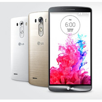 Lg G3 32gb 3gb Ram Enfoque Laser Quadcore 2.5ghz Disponibles
