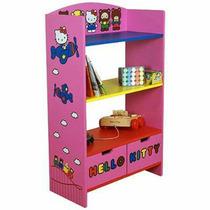 Librero Juguetero Hello Kitty Niños Nuevo En Caja