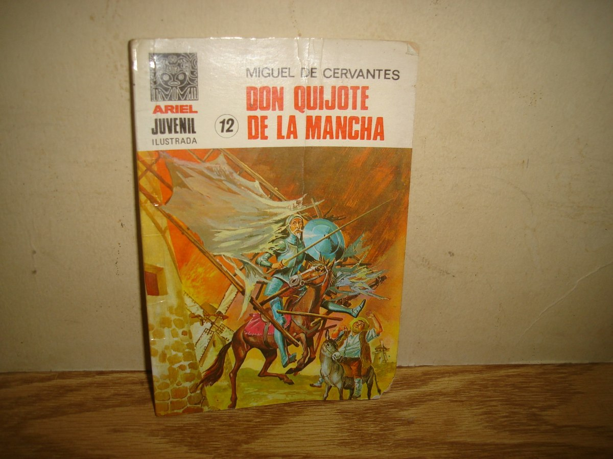 libro resumido quijote mancha: