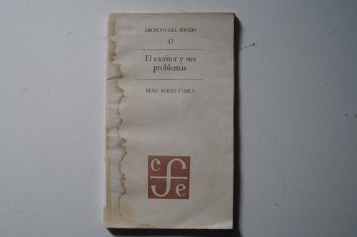 escritor y libro: