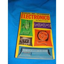 Libro Manual Del Aficionado Electronico, Rufus P. Turner