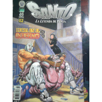 Comics Santo Y Blue Demon Lucha Libre Mascaras
