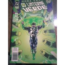 Revista Dc Comics Linterna Verde Hora Cero Tomo 0 Batman