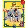 Tesoro De Libros De Calcomanias: Toy Story 3
