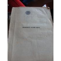 Libro Francisco Javier Mina