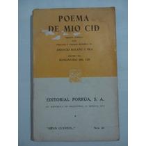 50 Libro Poema Del Mio Cid