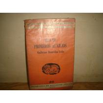 Guía De Primeros Auxilios - Guillermo Benavides Uribe - 1963