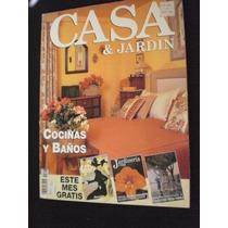 Revista Casa Y Jardín - Cocina Y Baños