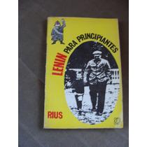 Libro Lenin Para Principiantes, Rius