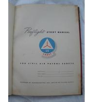 Antiguo Manual Basico Para Vuelo