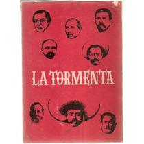 Libro Novela Ilustrada La Tormenta Enrique Lizalde De 1968
