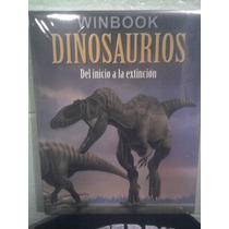 Libro Winbook Dinosaurios Del Inicio A La Extinción Jurasick