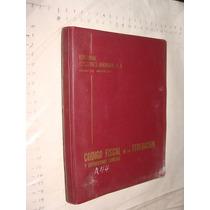 Libro Codigo Fiscal De La Federacion