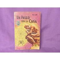 M. Ilin, Un Paseo Por La Casa, Diana, México, 1957, 152 Págs