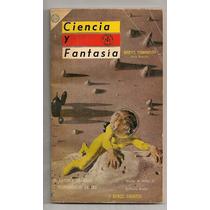 Libro Cuentos De Ciencia Ficción Novaro 1957