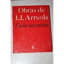 Varia Invencion , Juan Jose Arreola