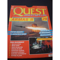 Revista Y Poster Quest Armas No. 29 A-10 Destructor Tanques