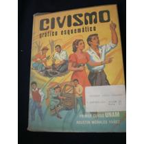 Civismo Gráfico Y Esquemático - Agustin Morales Yañez