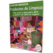 Como Abrir Negocio De Productos Quimicos De Limpieza