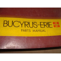 Libro Bicyrus-erie Parts Manual