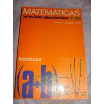 Libro Matematicas 3er Curso, Luis Parra Garcia, Area, Asigna