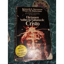Libro Dictamen Sobre La Sabana De Cristo, Kenneth E. Stevens