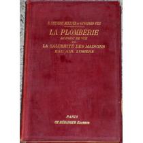 Hygiène Publique Higiene Plomería Paris 1900 Salubridad