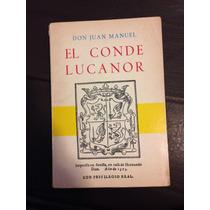 El Conde Lucanor / Don Juan Manuel