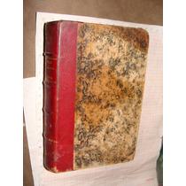 Libro Antiguo 1865, Le Veritable Manuel Des Conjugaisons, Fr