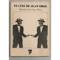 Libro Ilustrado Cine Mexicano Juan Orol 1a Edición 1985
