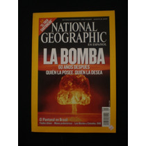 National Geographic - La Bomba - Agosto 2005
