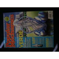 Popular Mechanics Tecnología Verde Agosto 2005