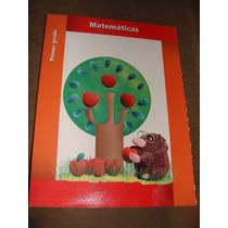 Libro Matematicas Primer Grado, 2012