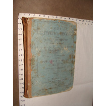 Libro Antiguo 1871, Nueva Aritmetica Decimal, 211 Paginas
