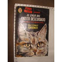 Libro El Caso Del Gatito Descuidado, Perry Mason, Colección