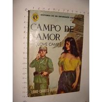 Libro Campo De Amor, Louis Charles Royer, Colección Jaguar,
