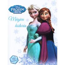 Disney Frozen Libro De Actividades Gratis Envio!!!