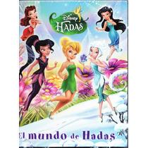 Libro Disney Enciclopedia De Las Hadas Y Tinker Bell