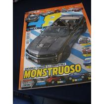 4f Revista Chevrolet Zl1 Camaro 4 Ruedas