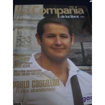 Revista La Compañía De Los Libros # 44, Pablo Castillón