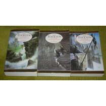 El Señor De Los Anillos Saga Ed. Minotauro J.r.r. Tolkien