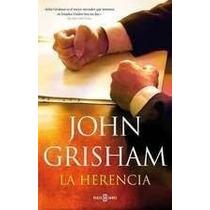 Libro Digital! - John Grisham - La Herencia - Novedad!!!