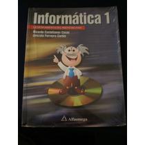 Informática 1 - Ricardo Castellanos