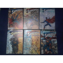 Dc Comics Superman Nueva Serie Completa 20 Números Batman