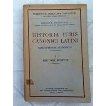 Stickler. Historia Iuris Canonici Latini. Instituciones 1950